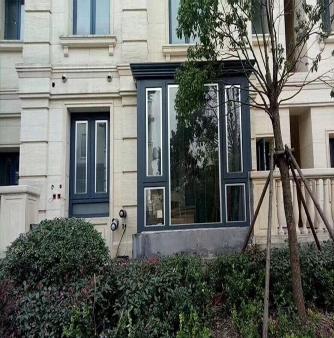 家庭门窗施工案例