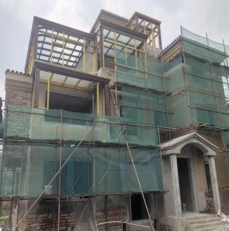 别墅门窗工程案例
