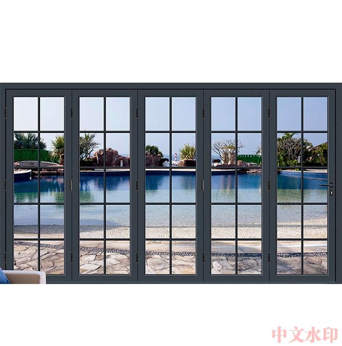 重型折叠门